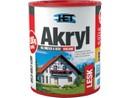 Akryl 0245 tmavě hnědá lesk  700g