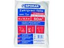 Folie zakrývací  7my HDPE-4x12.5m/spoka/ 8300011200