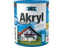Akryl 0240 tmavě hnědá MAT 0,7kg+ 0,2kg zdarma