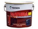 Teknos Natura Polomat  2.7l - lak VŘ na dř.obklady,UV-filtr