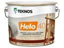 Teknos Helo Lak pololesk 2.7L - uretanalkyd,UV-filtr,výb.aplikace