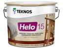 Teknos Helo Lak mat  2.7L - uretanalkyd,UV-fitr,výb.aplikace