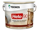 Teknos Helo Lak lesk 2.7L - uretanalkyd,UV-filtr,výb.aplikace