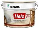Teknos Helo Lak lesk 9L - uretanalkyd,UV-filtr,výb.aplikace