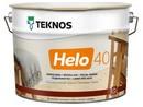 Teknos Helo Lak pololesk 9L-uretanalkyd,UV-filtr,výb.aplikace