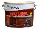 Teknos Natura Mat 9L - lak VŘ na dř.obklady,UV-filtr