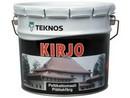Teknos Kirjo PM3 2.7L-alkyd,na galvaniz. a hliníkové povrchy