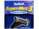 SuperMax AT48 náhr.3břit.výkyv.hlava, s LP