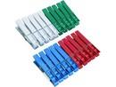 Kolíčky na prádlo plastové 20 ks  SPOKA /8300151200