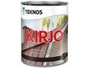 Teknos Kirjo PM3 0.9L-alkyd,na galvaniz.a hliníkové povrchy