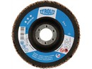 Brusný disk LAMELLER 125x22,2 ZA040