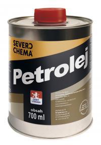 Petrolej plech severochema  700ml