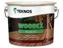 Teknos Woodex OIL(Puuoljy)2,7L- olej impregnační,36odstínů