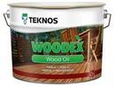Teknos Woodex OIL(Puuoljy)9L- olej,impregnační,36odstínů