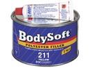 Body 211 tmel žlutý BodySoft  250 g