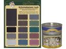 Kovářská barva SCHMIED 690 antická modrá 0,75l
