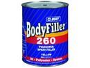 Body 260 tmel stříkací  1 L