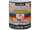S 1022 Lazurol lak s včelím voskem   0,75 L