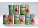 Toaletní papír Flowers 2 vrstvý 4 role