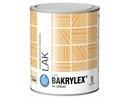 Bakrylex lak na dřevo mat 0,6 kg