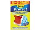 Iberia Protect 10+5 utěrky proti přenesení barvy při praní