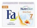 FA mýdlo NutriSkin Bílá broskev 100g