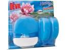 Dr. Devil WC blok tekutý závěs 3x55ml Lotus Lagoon  6154