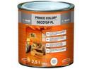 Prince Color PL 2,5l lak čirý PU na dřevo univerzální SATÉN
