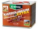 Karbolineum extra ořech 3,5 kg