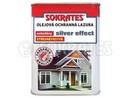 Sokrates CLOU olejová lazura SILVER šedá metalíza 0,75 L
