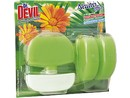 Dr. Devil WC blok tekutý závěs 3x55ml Spring Jungle 6156