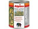 Caparol Alpina Direkt auf Rost  bílá lesk RAL 9016 750ml