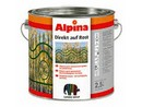 Caparol Alpina Direkt auf Rost  bílá lesk RAL 9016 2,5l