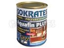 Sokrates Aquafin PLUS vnitř. akryl - polyuretan. lak LESK 0,6 kg