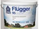 Flügger 95 Aqua tónovaná  středněvrstvá VŘ lazura 0,75 L