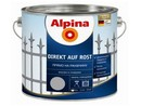 Caparol Alpina Direkt auf Rost  černá lesk RAL 9005 2,5l