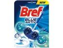 BREF Power WC závěs Blue Aktiv Eucalyptus (1x50 g)  kuličky barvící