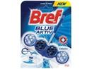 BREF Power WC závěs Blue Aktiv Chlorine (1x50 g)  kuličky barvící