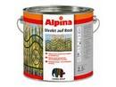 Caparol Alpina Direkt auf Rost  hnědá čokoládová  lesk RAL 8017 2,5l