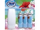 AIR menline happy spray osvěžovač 3x15ml Tahiti Paradise 9806