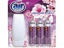 AIR menline happy spray osvěžovač 3x15ml Japanese Cherry 9804
