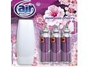 AIR menline happy spray osvěžovač 3x15ml Japanese Cherry 9804