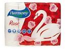 Toaletní papír Harmony 3-vrstvý, Rose aroma  24 rolí