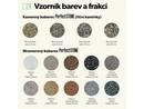 Den Braven kamínky mramorové 25kg Šedé 3-6mm pro kamenný koberec