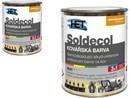 Soldecol báze kovářská barva černá 5L