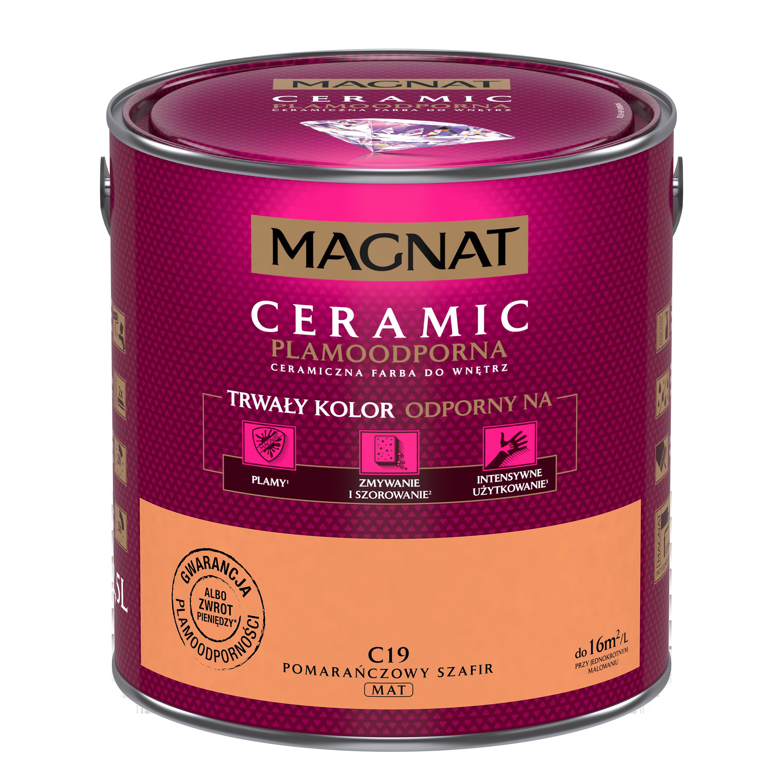 MAGNAT Ceramic C19 oranžový safír  2,5L