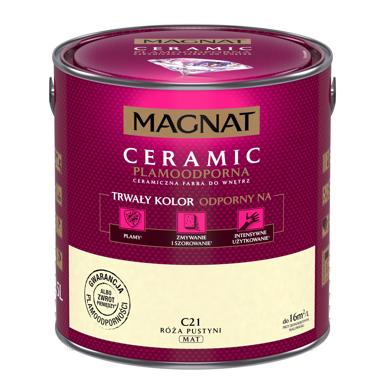MAGNAT Ceramic C21 pouštní růže  2,5L