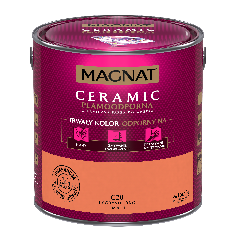 MAGNAT Ceramic C20 tygří oko  2,5L