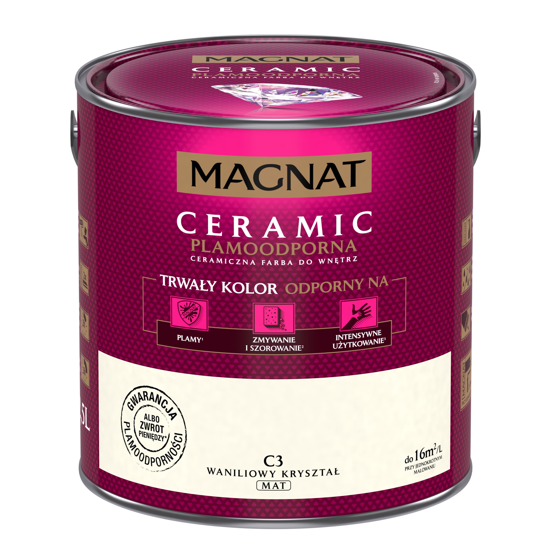 MAGNAT Ceramic C3 vanilkový křišťál  2,5L