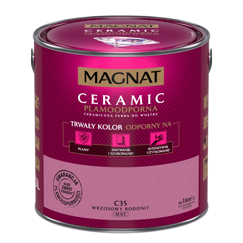 MAGNAT Ceramic C35 vřesový rodonit  2,5L